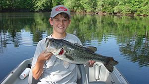 Santee Cooper Bass Fishing Guide